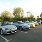 MGF Register Yorkshire @ United Kingdom
