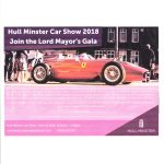 HULL MINSTER CAR SHOW